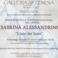 Volantino Sabrina Alessandrino