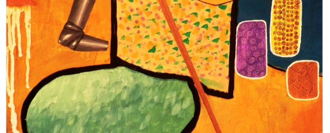 Cavalliere- Principessa- Drago Carte, Carta Vetrata, Carta Washi Usumaki, Impilallacciatura, Acrilico, Tempera, china, Pennarello, Olio su Faesite