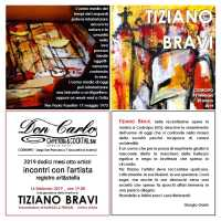 VERNISSAGE TIZIANO BRAVI